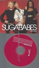 PROMO CD--SUGABABES--RED DRESS--1TR