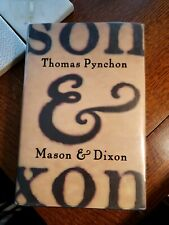Mason & Dixon by Thomas Pynchon 1st Edition, Hardcover 1997 Free shipping