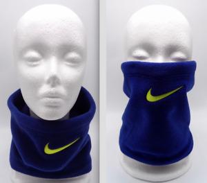 Nike Fleece Neck Face Warmer Loyal Blue/Vibrant Yellow Youth
