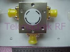 RF microwave single junction circulator 1945 MHz CF/  770 MHz BW/ 100 Watt/ data