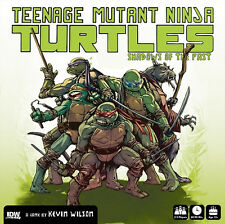 IDW Boardgame Teenage Mutant Ninja Turtles - Shadows of the Past Box NEW IN HAND