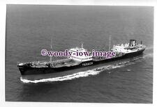 tc0004 - Texaco Oil Tanker - Texaco Britannia - photograph