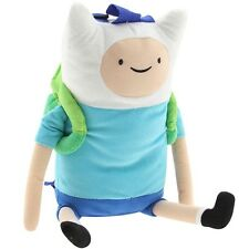 $24 Adventure Time Finn Plush Backpack (blue)