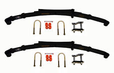 Daihatsu Fourtrak F75/ F70/ F300 Pair of Rear Leaf Springs With Kits 4+1 Leaves