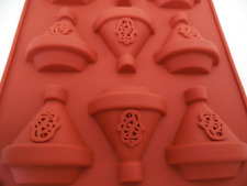 Tagine Silicone Mold , chocolate molds . cake mold  Oriental mold