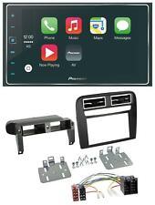 Pioneer USB 2DIN MP3 AUX Bluetooth Autoradio für Fiat Grande Punto 2005-2009 sch