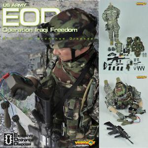 Veryhot 1//6 Scale Action Figure S.W.A.T Close Quarter Battle Uniform Whole Set