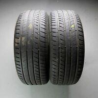 2x Bridgestone Alenza 001 * 245/50 R19 105W DOT 1018 6,5 mm Runflat Sommerreifen