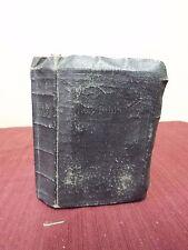 1934 Circa KJV Bible - Holman Pronouncing Edition