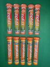 Zipfizz Healthy Energy Drink 10 units 2 flavors Different Peach Mango And Orange