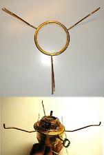 TRIPOD SHADE HOLDER oil lamp central draft burner B&H