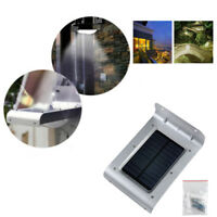16 LED Solar Power Motion Sensor Garden Security Outdoor Light Bright Waterproof