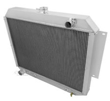 1966-1970 Dodge Polara 7.2 V8 Aluminum 3 Row Champion Radiator