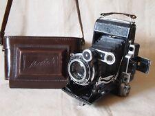 KMZ MOSKVA 4  Rangefinder Camera 6x9cm Medium format 1956 year
