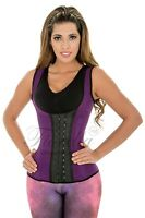 Sports Latex Vest Waist Trainer Cincher Chaleco Fajas Colombianas Reductoras Mor