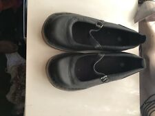 Ladies Black Dr Martens Shoes Size 8