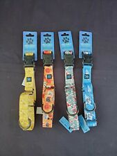 Max and Neo Martingale All Nylon Dog Collar, Holiday and other patterns