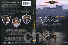 Prince Valiant (1954) - Henry Hathaway, James Mason, Janet Leigh  DVD NEW