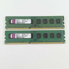 Kingston 4GB (2x2GB) 2Rx8 PC3-10600U 1333Mhz DDR3 RAM Memory KP223C-ELD