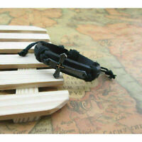 Herren Damen Armband Geflochten Bracelet Legierung Vintage Surferarmband