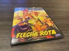 FLECHA ROTA DVD JAMES STEWART JEFF CHANDLER DEBRA PAGET PRECINTADA SEALED