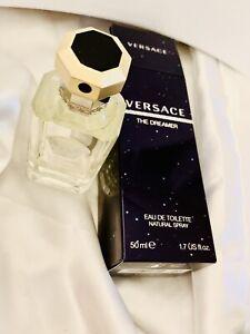 Versace The Dreamer ~ Eau De Toilette ~50ml ~ Fragrance For Men