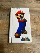 Super Mario Nintendo DS Cartridge Holder Box Black - Holds 12 Games