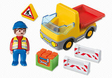 PLAYMOBIL 123 Construction Truck 6960