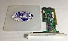 PROMISE GP 0434-03 REV A1 SATA 300 TX4 RAID CONTROLLER CARD