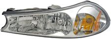 Headlight Assembly fits 1998-2000 Ford Contour  DORMAN