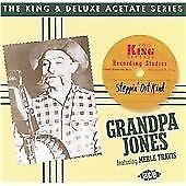 Grandpa Jones - Steppin' Out Kind (2006)