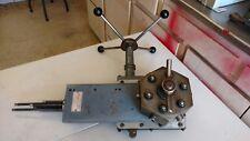 "Atlas Craftsman 10 12"" Metal Lathe King Turret Tailstock Model 250 6 Position"