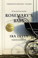 Rosemary's Baby by Ira Levin (2017, Trade Paperback)
