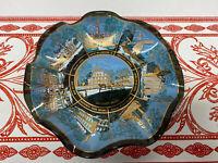 Vintage Houze Art Candy Dish Ashtray Williamsburg Virginia Governors Palace