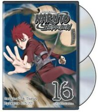 Naruto Shippuden Uncut Set 16 [New DVD] 2 Pack