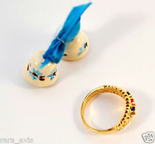 VINTAGE BIRTH STONE MOTHER RING – Fashion / Month ring
