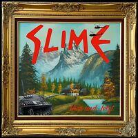 SLIME - HIER UND JETZT   CD NEU