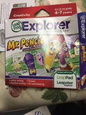 LeapFrog Explorer Learning Game, Mr. Pencil Saves Doodleburg