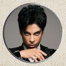 Prince Patch Picture Embroidered Border Rock Pop Funk Purple Rain Kiss Love