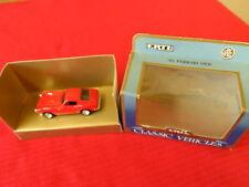 ERTL '61 FERRARI SWB  Classic Vehicles Authentic Die Cast Metal replica 1:43
