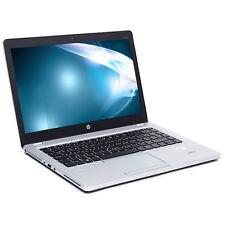 HP EliteBook Folio 9470m 1.8GHz i5 4GB 180SSD Windows 10 Pro 64 Laptop Camera B