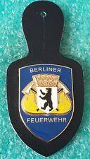 BERLINER FEUERWEHR - BERLIN FIRE DEPARTMENT -  OLD PIN BADGE
