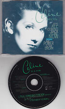 MAXI CD SINGLE 4T CELINE DION IT'S ALL COMING BACK TO ME NOW DE 1996 TBE