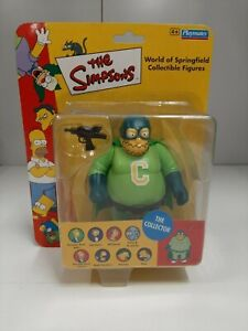 The Simpsons World of Springfield Rare UK Comic Con Exclusive - The Collector