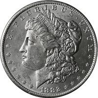 1882-O Morgan Silver Dollar Brilliant Uncirculated - BU