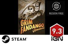 Grim Fandango Remastered [PC] Steam Download Key - FAST DELIVERY