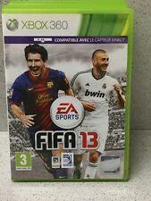 JEU XBOX 360 FIFA 13 AVEC NOTICE
