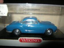 1:40 Wiking VW Karmann Ghia Automuseum VW blau/blue OVP