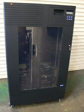 QUALSTAR TAPE LIBRARY MODEL 412360 P/N 900120 WITH 5 TAPE DRIVES