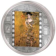 Cook Islands 20 $ Masterpieces of Art 2012 Gustav Klimt - Adele